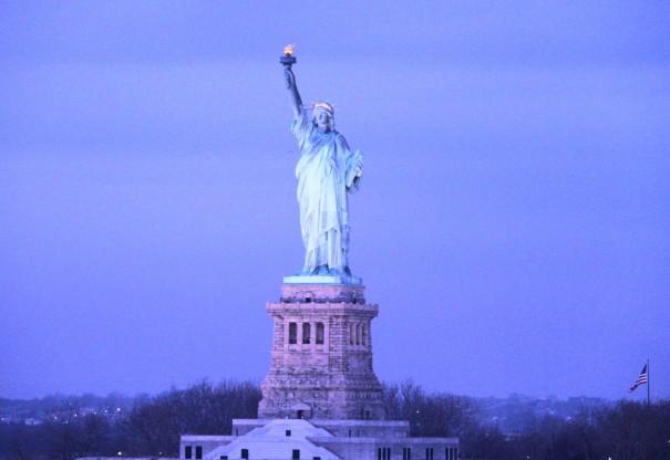 6自由の女神像