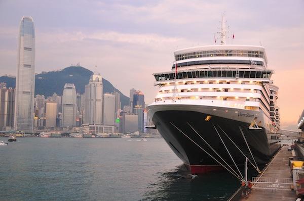 6香港のクイーン・エリザベス