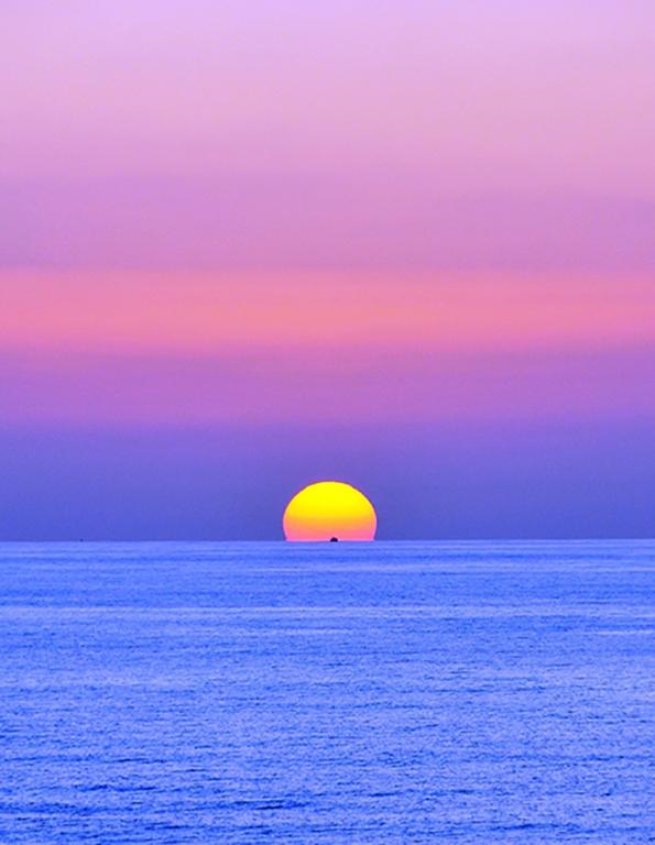 1024 7地中海夕日