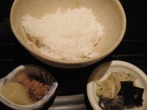 秋山 御飯