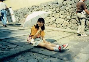 若いころの写真