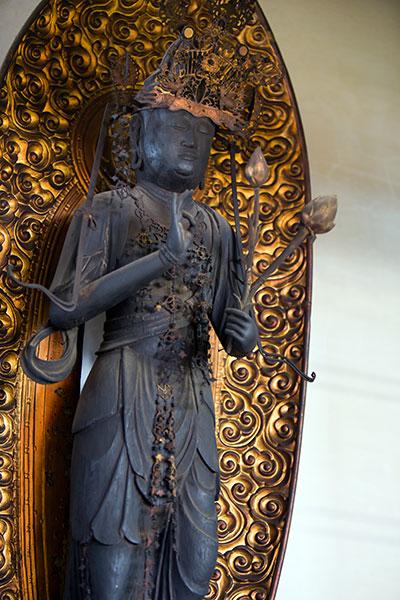 (信行寺)観音菩薩像