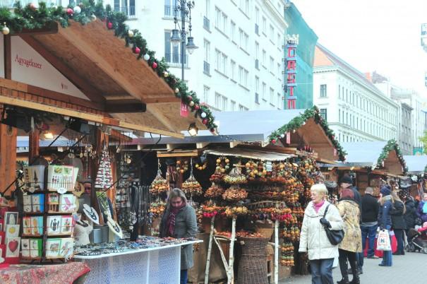 05ブダペストのクリスマスマーケット