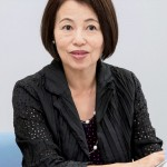 松永真理(まつながまり)さん。昭和29年、長崎県生まれ。テルモ社外取締役。NTTドコモの通信サービス 「iモード」の企画開発を担当。『シゴトのココロ』など著書多数。