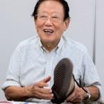 田沼武能(たぬまたけよし)さん。昭和4年、東京生まれ。写真家。木村伊兵衛に師事。日本写真著作権 協会会長、東京工芸大学芸術学部名誉教授。平成15年文化功労者顕彰。