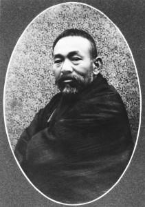 池辺三山(1864~1912)。明治期を代表するジャーナリストとして論壇をリード。朝日新聞の礎を築いた。写真/日本近代文学館蔵
