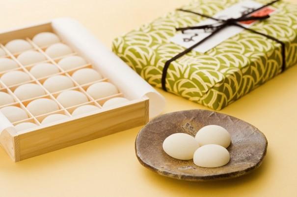 廣榮堂は安政3(1856)創業。当初きびだんごは串に刺した形で売っていたが、岡山駅で立ち売りするため箱詰めにしたという。