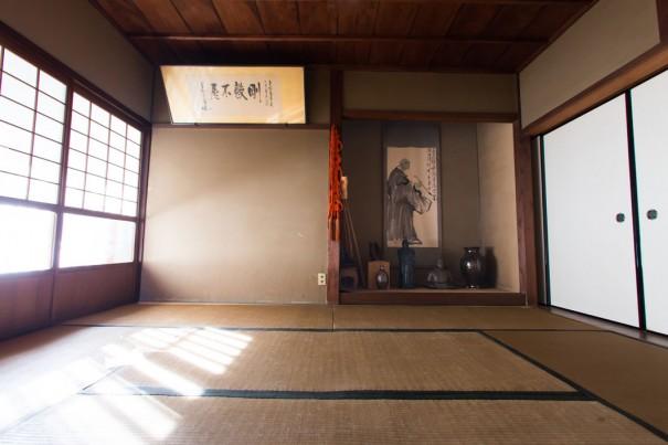 明治維新を動かした西郷隆盛らが度々集まった一室。(『(大黒寺)西郷隆盛・大久保利通会談の間』写真提供=京都古文化保存協会)
