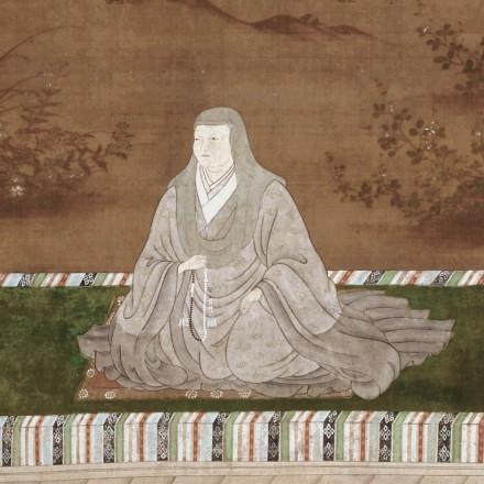 北政所と称された秀吉の正室おね。才気煥発で大名たちとも渡り合ったおねも、温泉でのくつろぎの時間を大切にした。高台寺蔵。