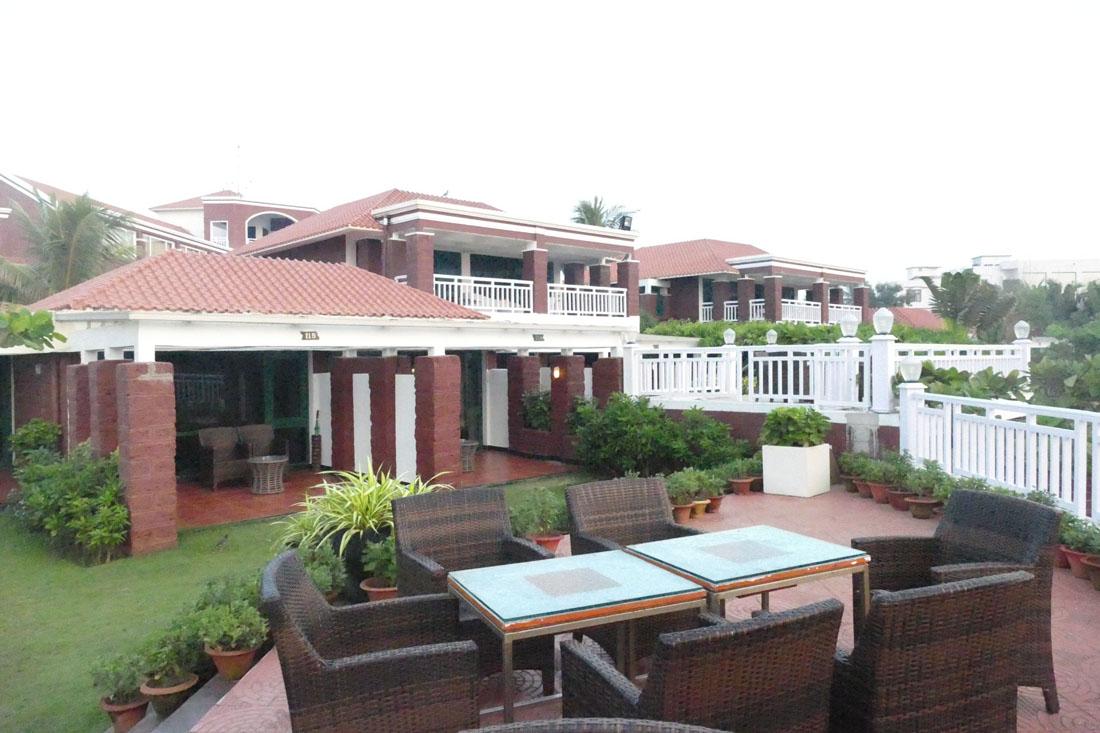 プリで評判のリゾートホテル「メイファ・ヘリテージ」。