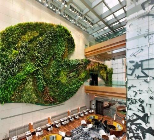 Hotel ICON Vertical Garden 1
