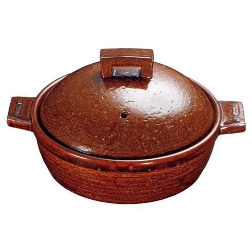 本体のみオーブンでの使用も可能。蒸す、煮込む、ローストする、炒める、焼くとこれひとつで多機能に活躍。