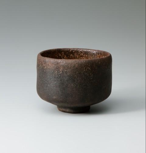 002 樂家(楽焼・茶碗師)『黒樂茶碗 万代屋黒』初代長次郎作