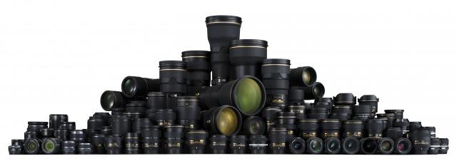 s_①「NIKKOR」レンズ群の画像