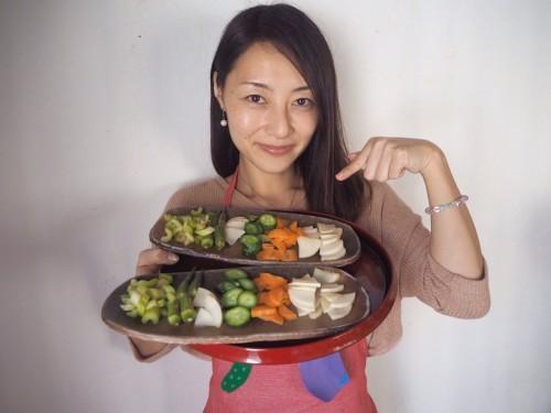 みほさん自慢のぬかずけも当日料理と合わせてお楽しみ頂けます。