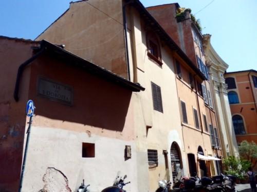 フォルナリーナの家。