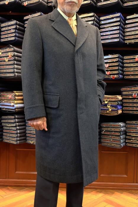 冬のコート、フォーマルにも着るならボックスコートがおすすめ!