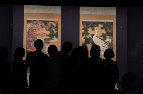 2階展示室 風景