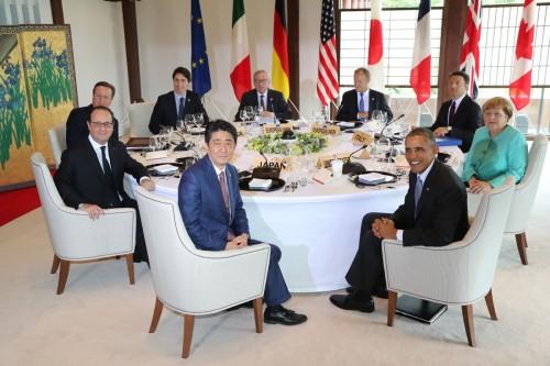 各国首脳は、「ザ クラブ」2階のリアン、地下2階の「真珠の間」でランチ、「ザ クラシック」1階の「ラ・メール ザ クラシック」でディナーを満喫した。