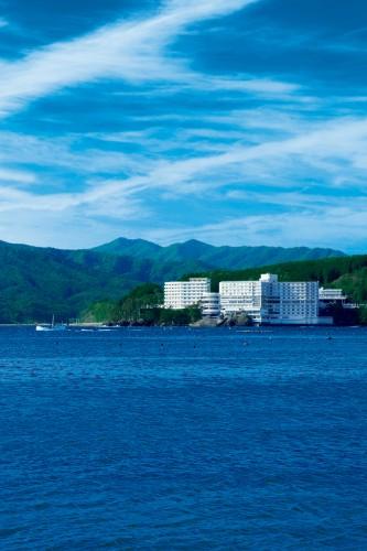 南三陸ホテル観洋【全景】
