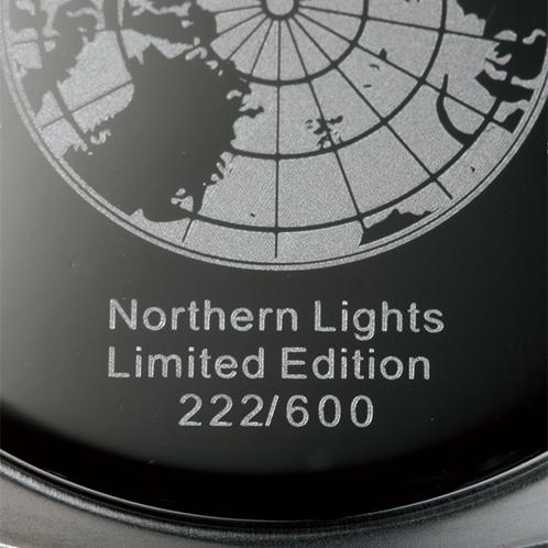 限定数は600。ひとつひとつにシリアルナンバーが刻印される。二度と買えない、日本だけの記念モデルだ。