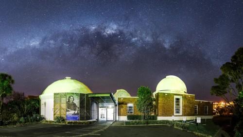 カータ天文台(C)Tourism New Zealand