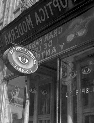アルバレス・ブラボ《眼の寓話》1931年 ?Colette Urbajtel / Archivo Manuel Álvarez Bravo,S.C.