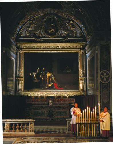 ©マルタ観光局 聖ヨハネ大聖堂美術館