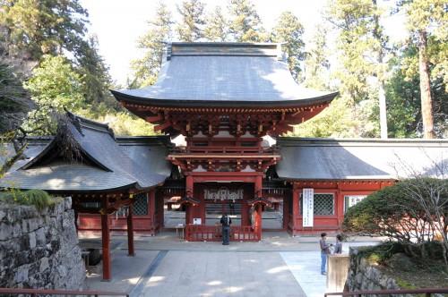 貫前神社。