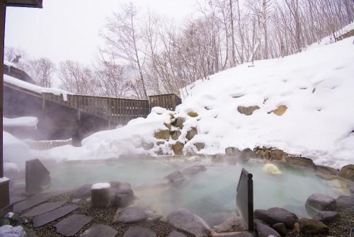 1位 蔵王温泉 蔵王国際ホテル 露天風呂