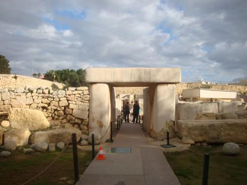 マルタ タルシーン神殿 DSC07392
