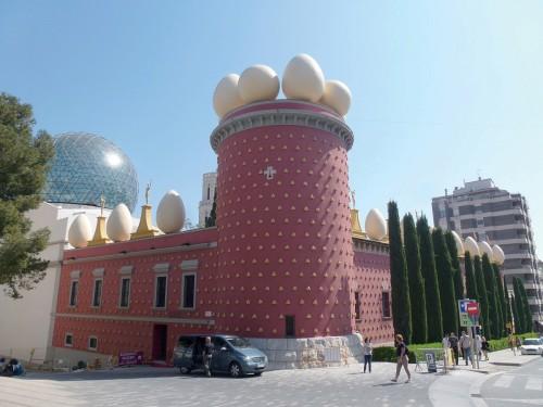 フィゲラス ダリ美術館