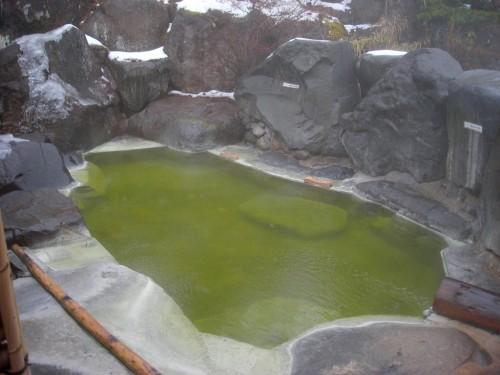 熊の湯ホテル(長野県)
