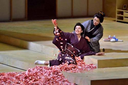 「蝶々夫人」2014年公演より 撮影:三枝近志 提供:新国立劇場
