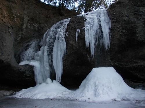 月待の滝(茨城県)