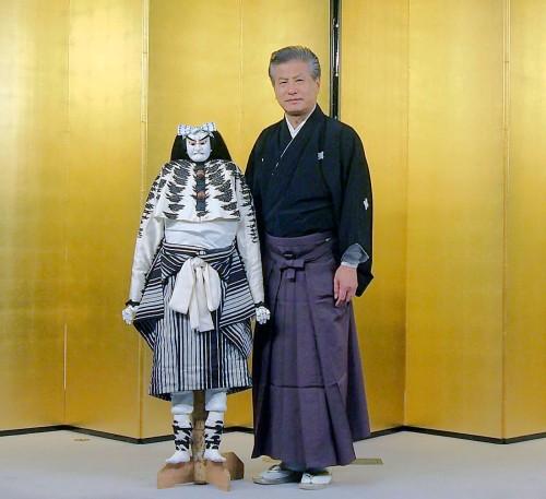 吉田玉男さん。