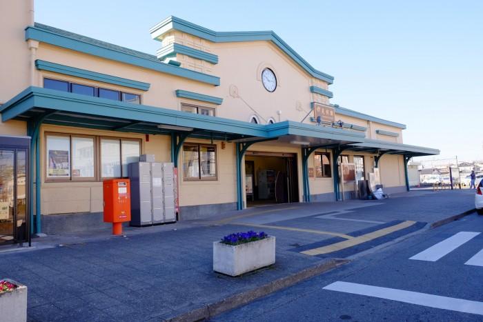 足利駅 (8)
