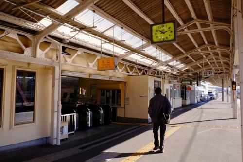 足利駅 (7)