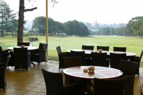 日本人にも人気のゴルフ場。(C)Azusa Shiraishi