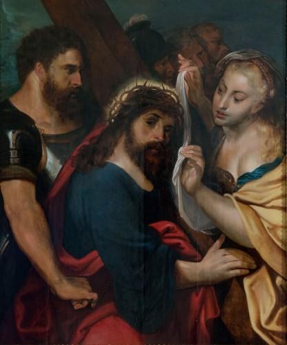 ぺーテル・パウル・ルーベンス《十字架への道》ヨハネ・パウロ2世美術館蔵(C)Museum John Paul II Collection