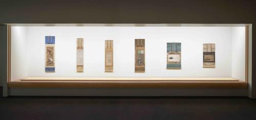 第一展示室 展示ケース Photo: Masaki Ogawa/Courtesy of MOA Museum of Art Design Architect: Hiroshi Sugimoto+Tomoyuki Sakakida/NMRL