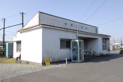 岳南江尾駅 (4)