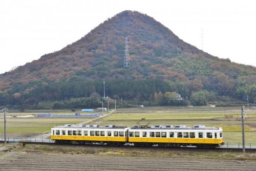 堤山(羽床富士)。