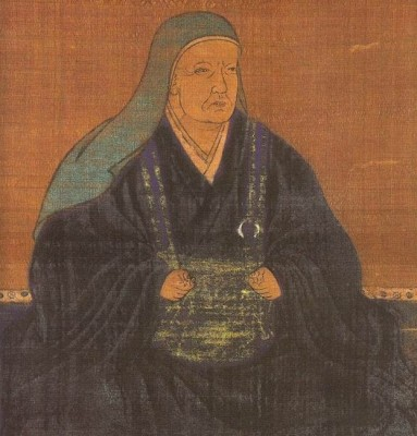 伝寿桂尼像(正林寺蔵)