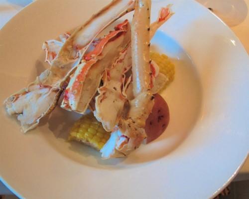 タラバ蟹。