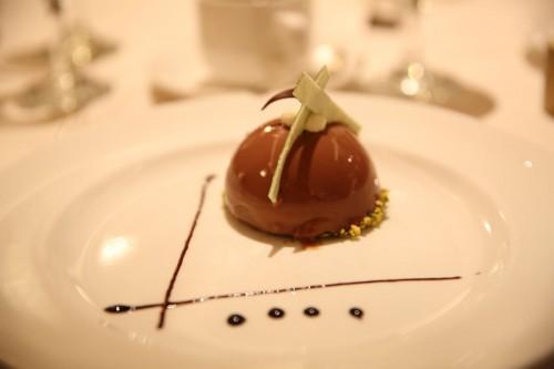 ノーマン・ラブのチョコデザート。