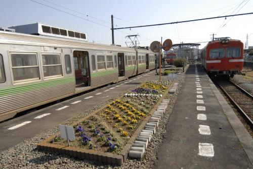 岳南江尾駅 (8)
