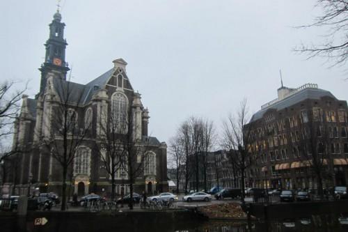 アムステルダム西教会