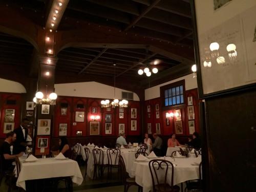 『レストラン アントワンズ』