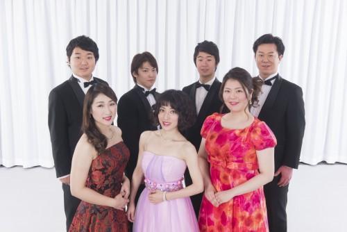 東京芸大声楽科卒・現役生からなるコーラスグループ「TOKYO VOICES」
